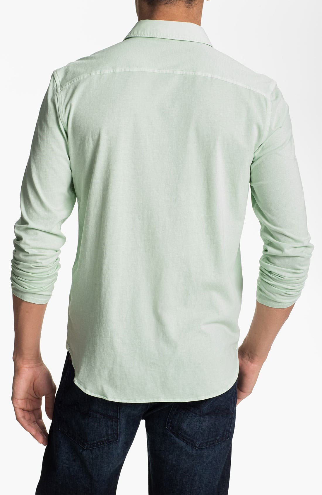 Alternate Image 2  - Edun Woven Shirt