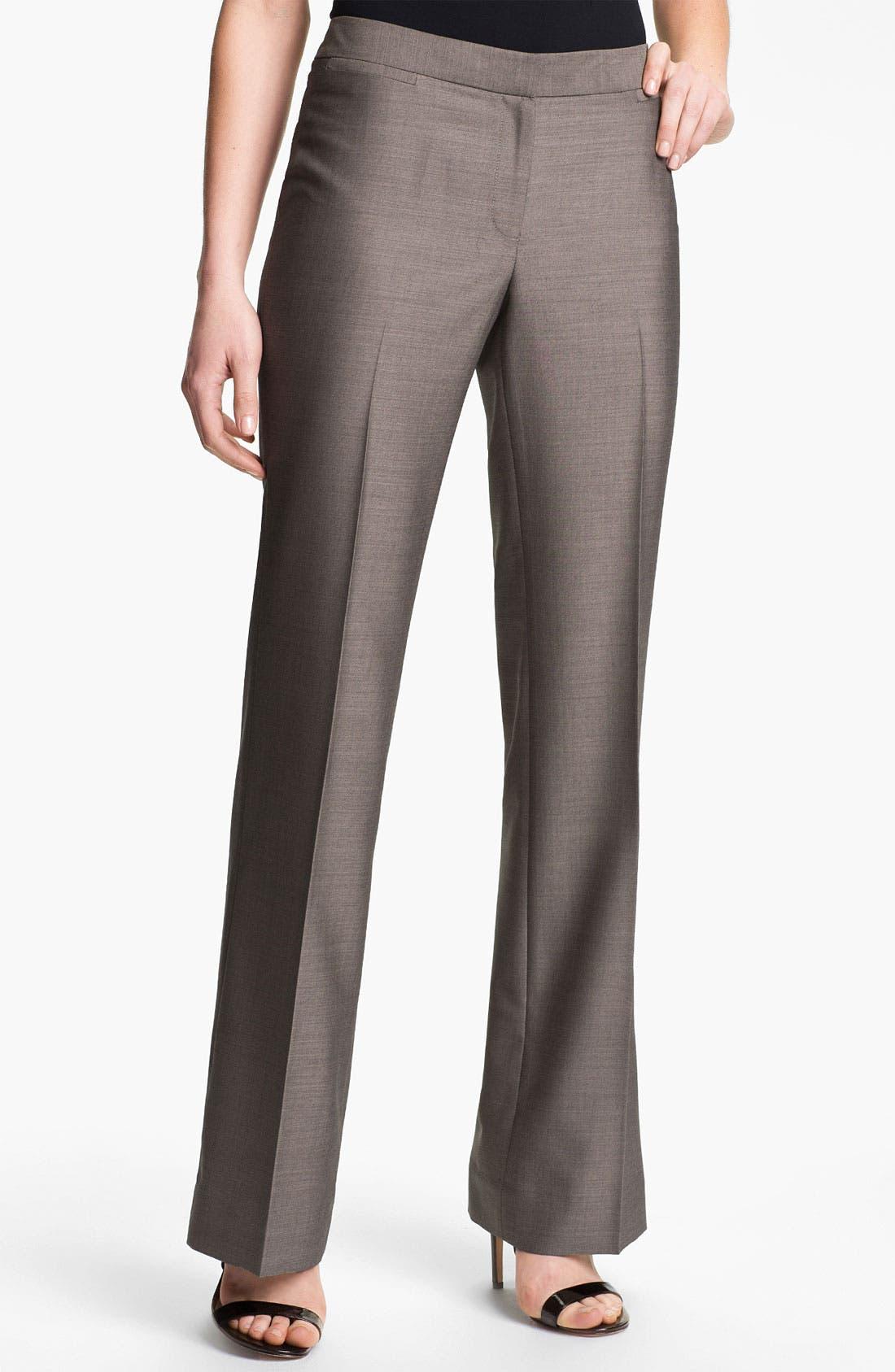 Alternate Image 1 Selected - Classiques Entier 'Tiverton' Suiting Pants