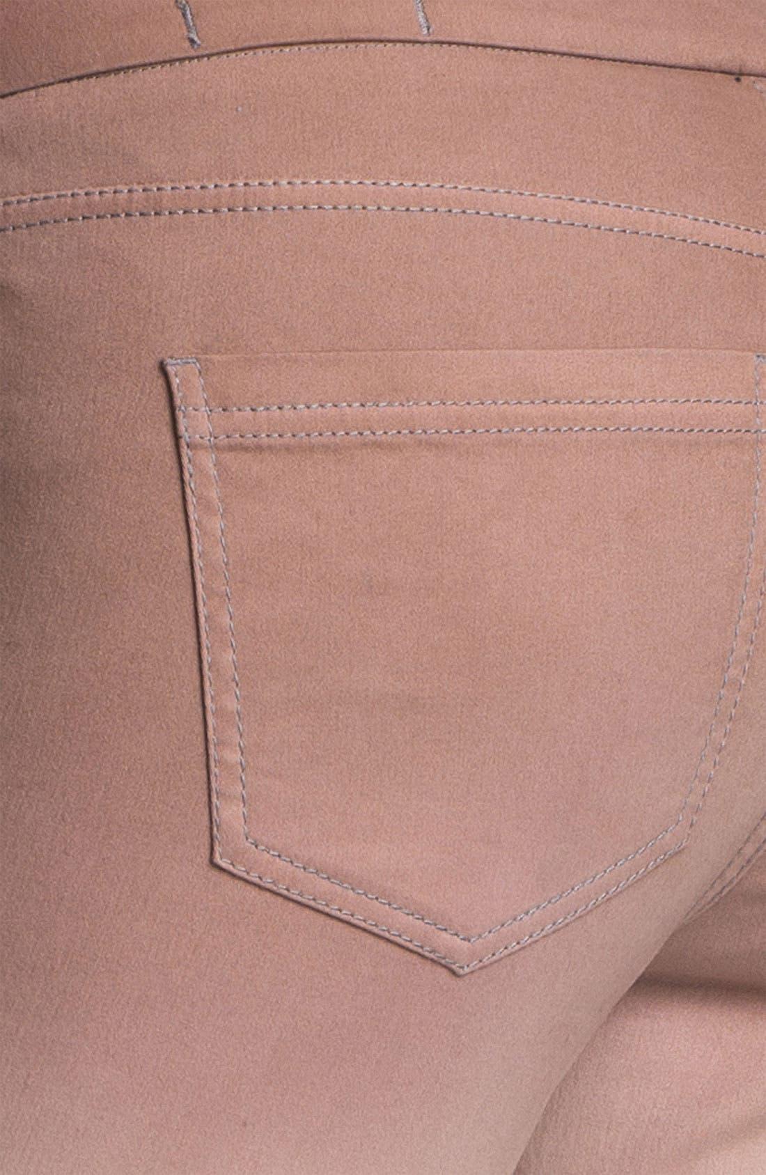 Alternate Image 4  - Jag Jeans 'Amelia' Pull-On Slim Ankle Jeans