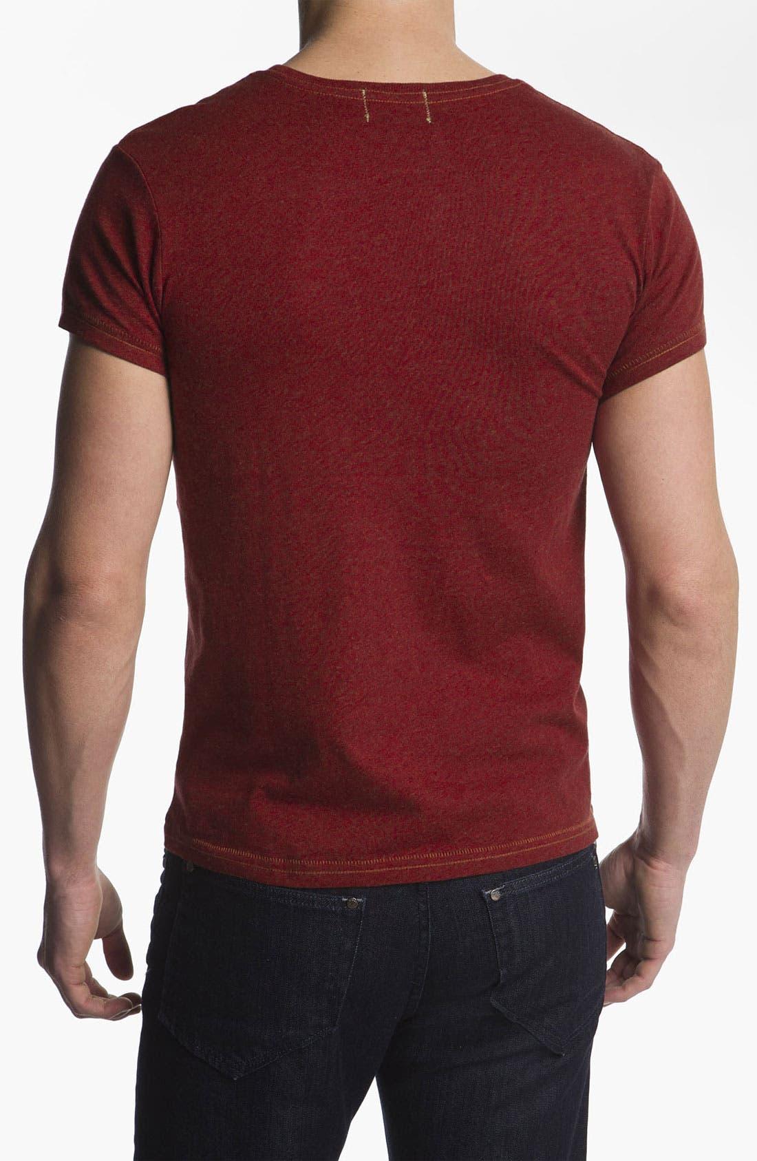 Alternate Image 2  - Pendleton Heathered T-Shirt