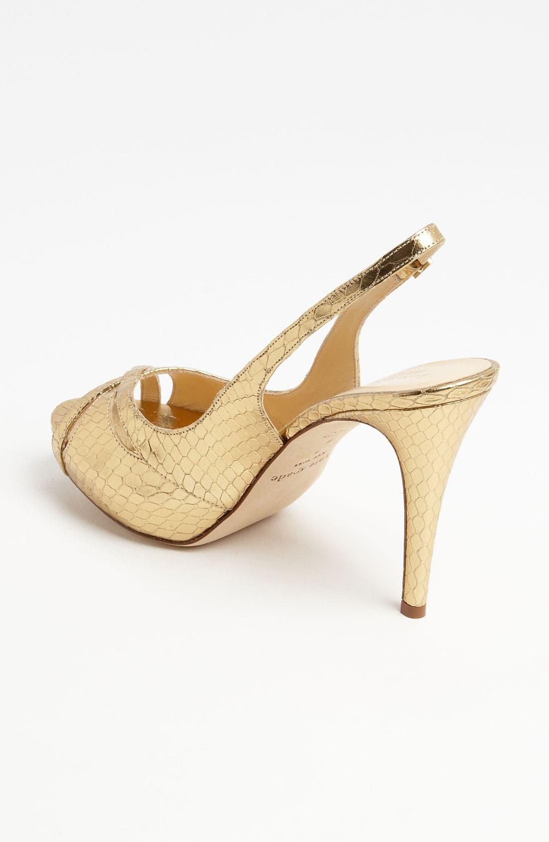 Alternate Image 2  - kate spade new york 'genna' sandal