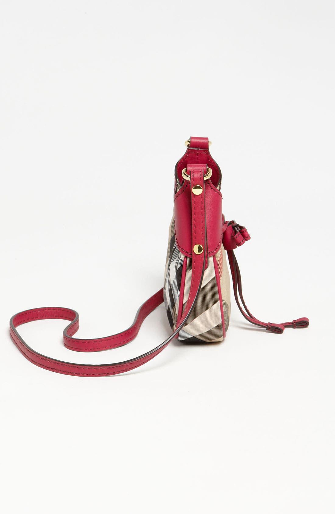 Alternate Image 2  - Burberry 'Ruby' Mini Shoulder Bag (Girls)