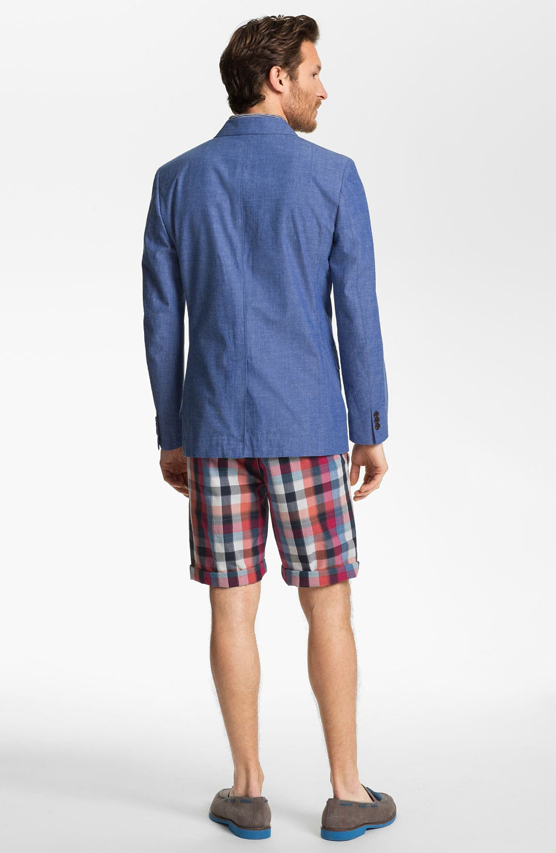 Alternate Image 5  - Bonobos Chambray Blazer