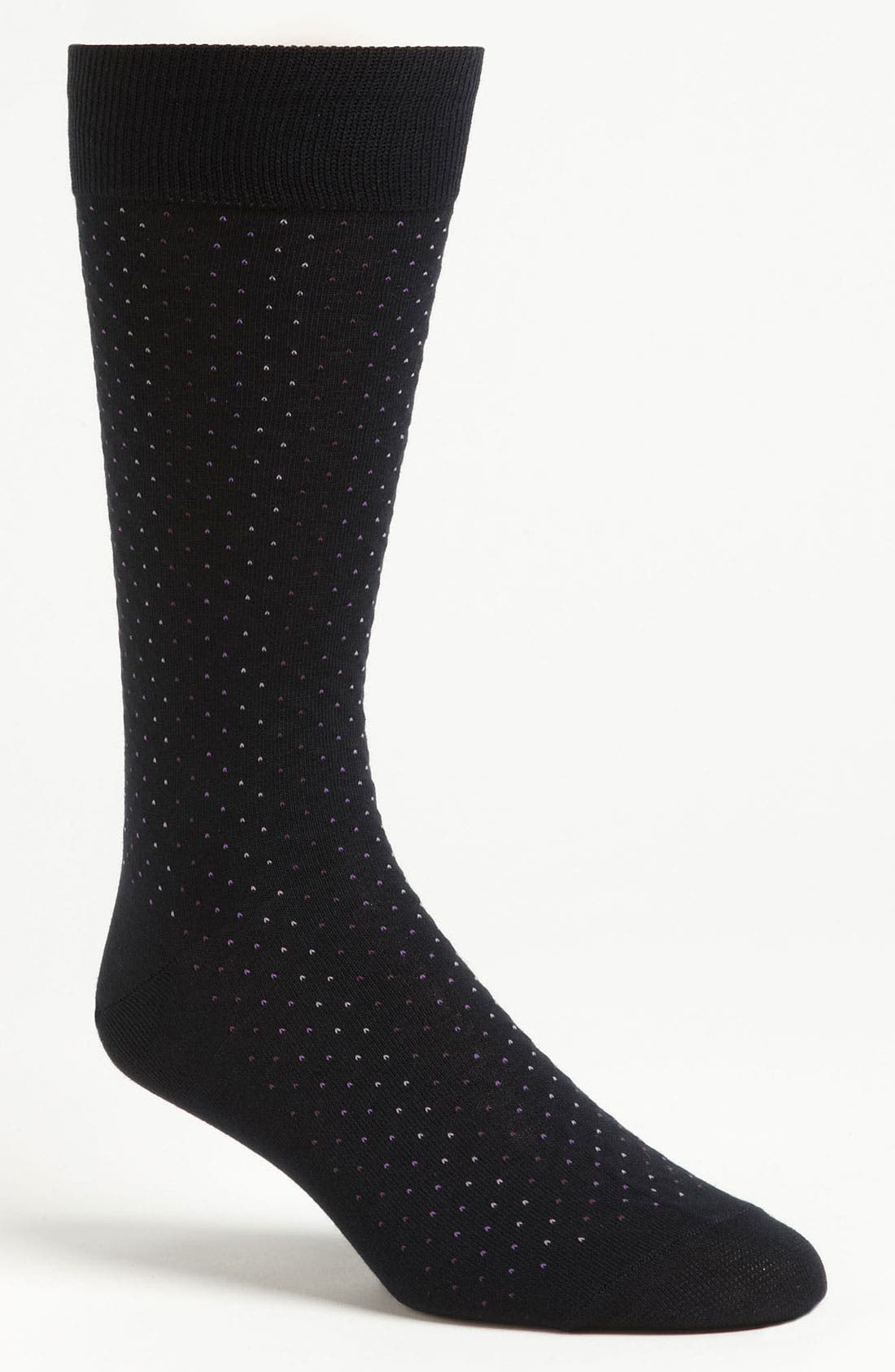 Alternate Image 1 Selected - Cole Haan 'Scattered Dots' Socks