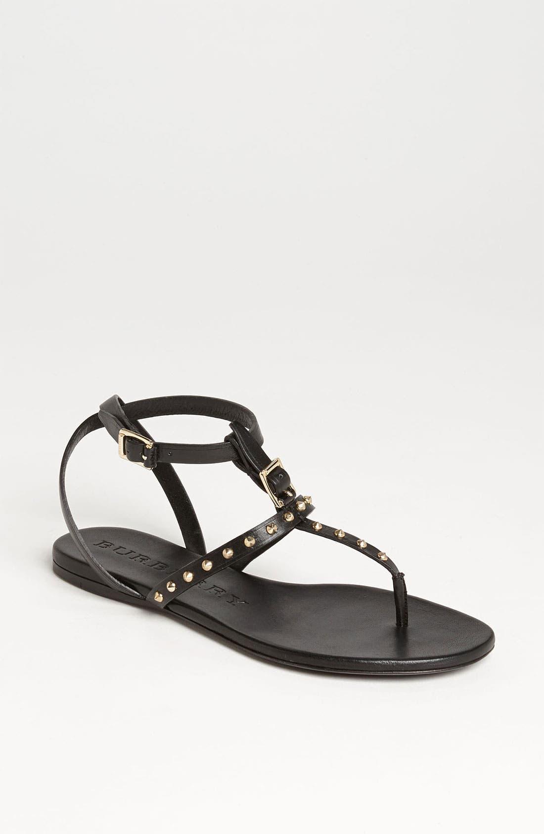 Alternate Image 1 Selected - Burberry 'Masefield' Sandal