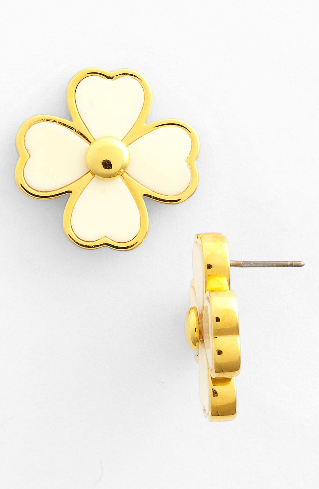 Main Image - Tory Burch 'Shawn' Stud Earrings