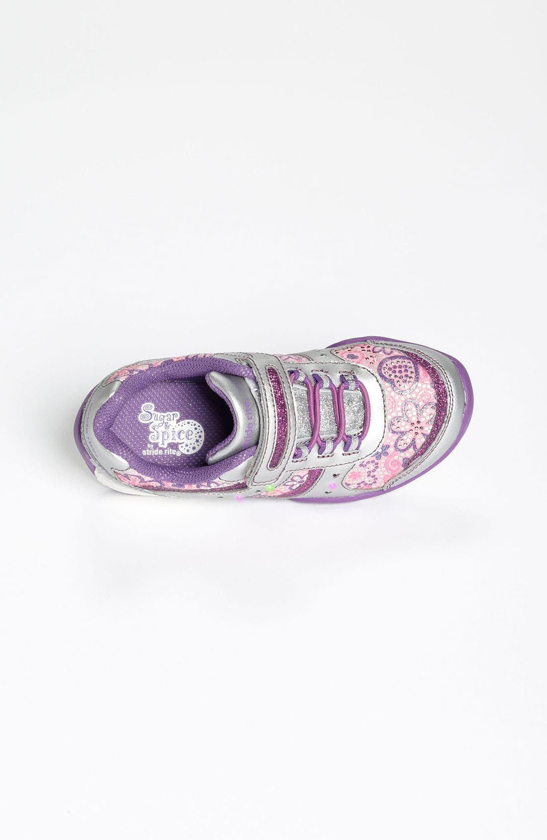 Alternate Image 3  - Stride Rite 'Starlit' Light-Up Sneaker (Toddler & Little Kid)
