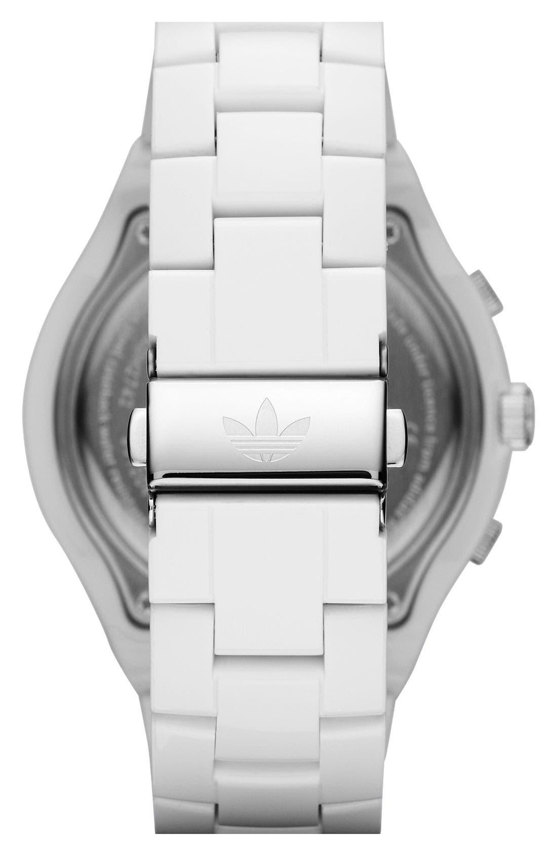 Alternate Image 3  - adidas Originals 'Melbourne' Large Chronograph Bracelet Watch, 50mm