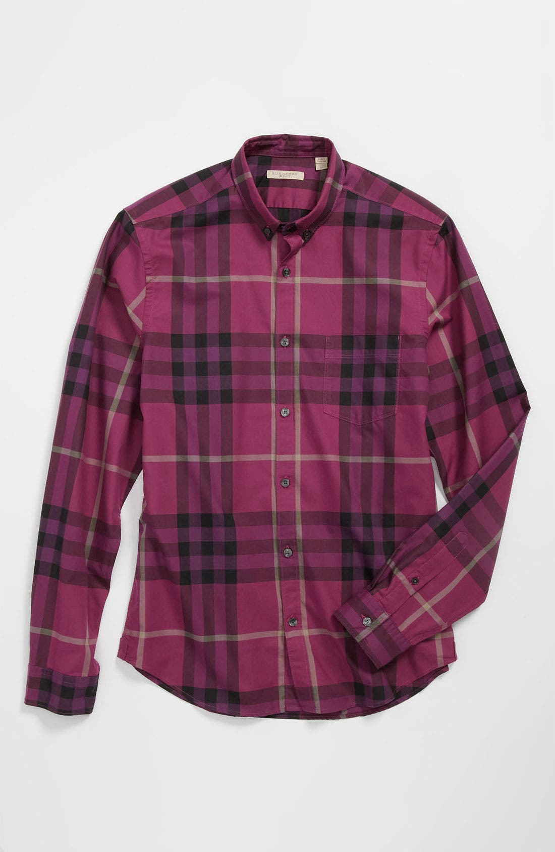 Alternate Image 4  - Burberry Brit 'Niall' Button Down Sport Shirt