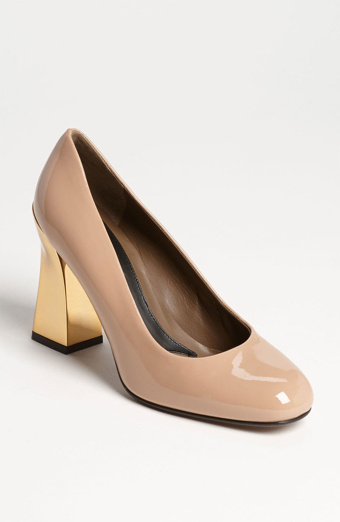 Alternate Image 1 Selected - Marni Round Toe Pump