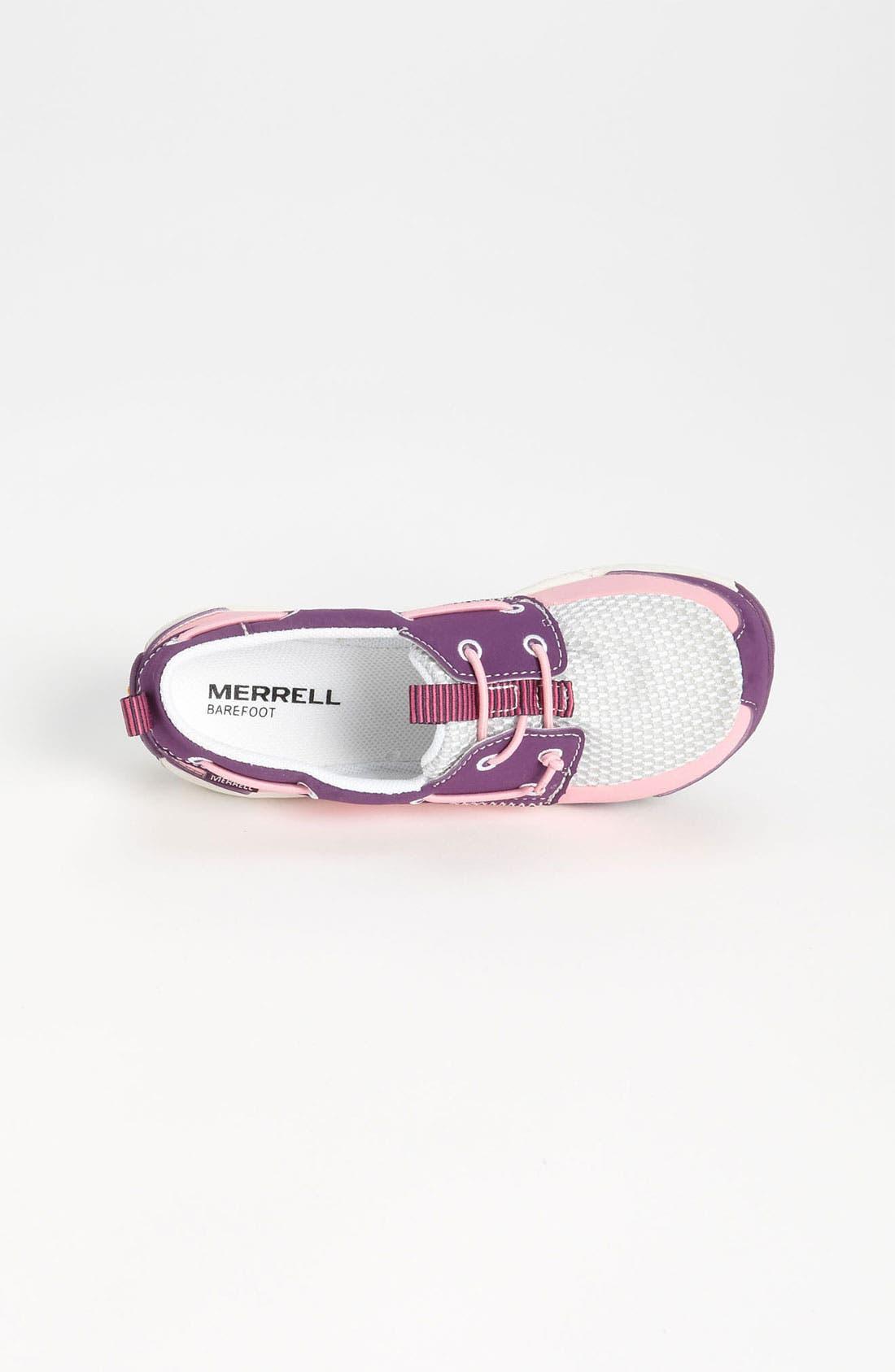 Alternate Image 3  - Merrell 'Dock Glove' Sneaker (Toddler, Little Kid & Big Kid)