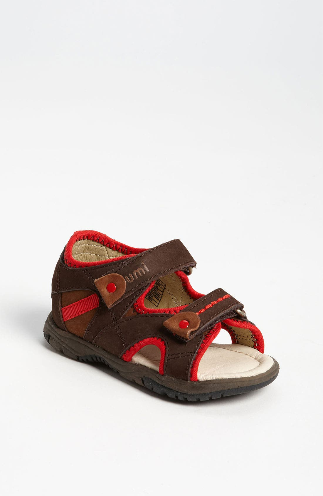 Alternate Image 1 Selected - Umi 'Benet' Sandal (Walker & Toddler)