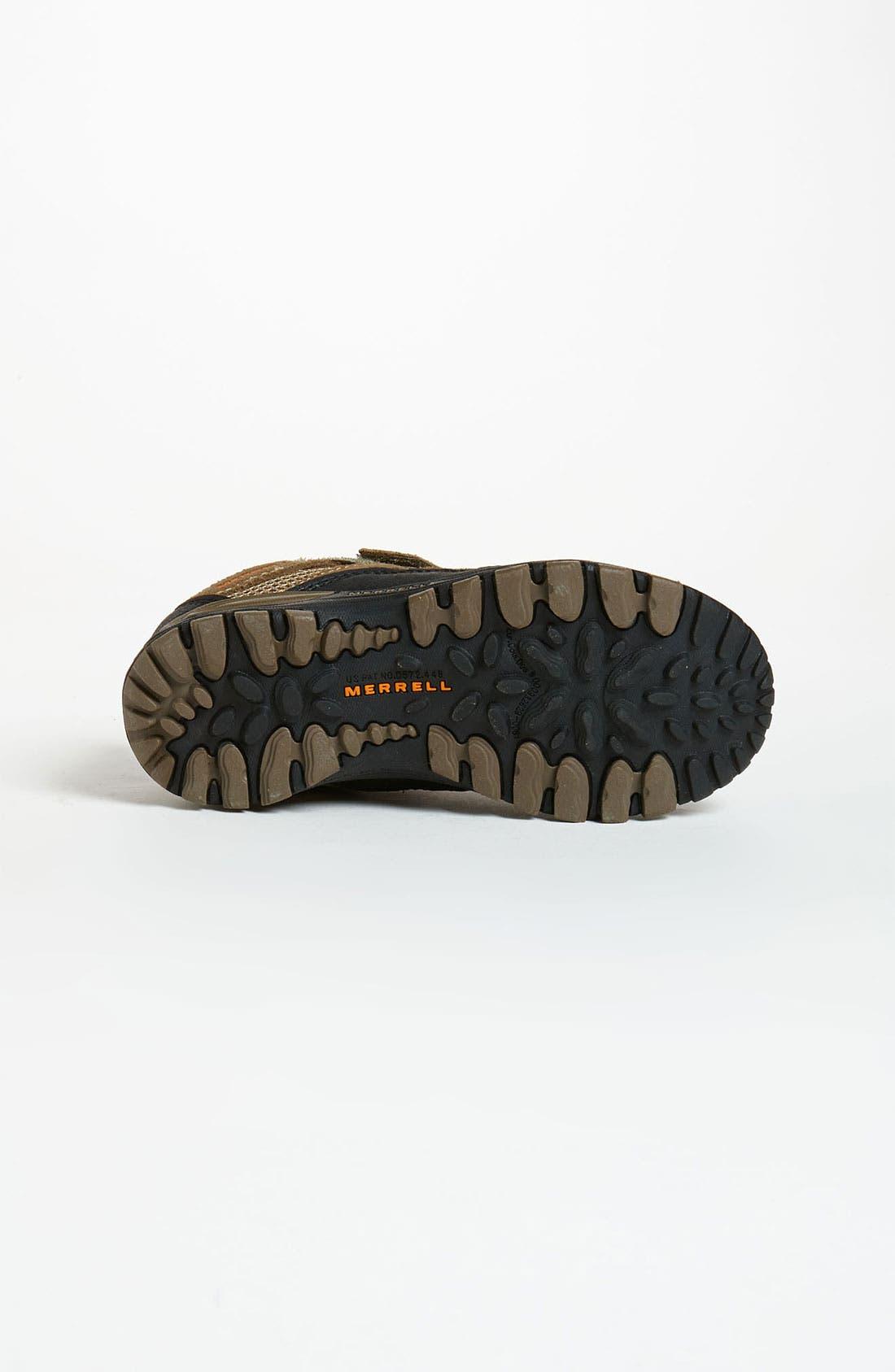 Alternate Image 4  - Merrell 'Chameleon 4' Shoe (Toddler, Little Kid & Big Kid)