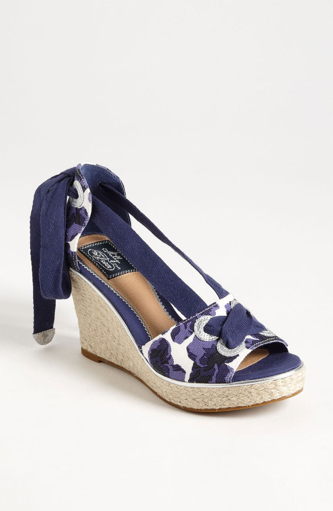 Alternate Image 1 Selected - Milly for Sperry Top-Sider® 'Palm Beach' Wedge