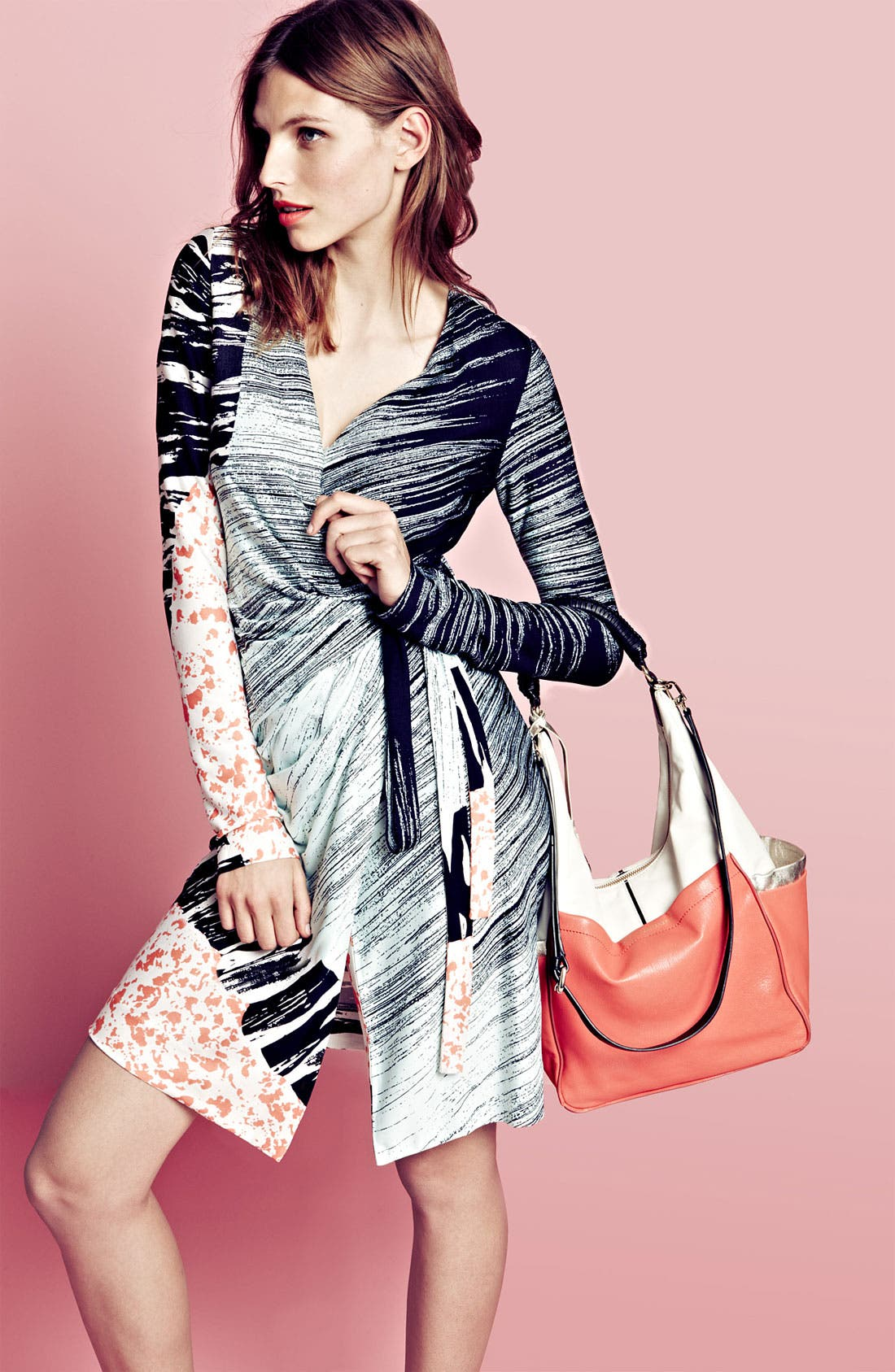 Alternate Image 4  - Diane von Furstenberg 'Valencia' Silk Wrap Dress
