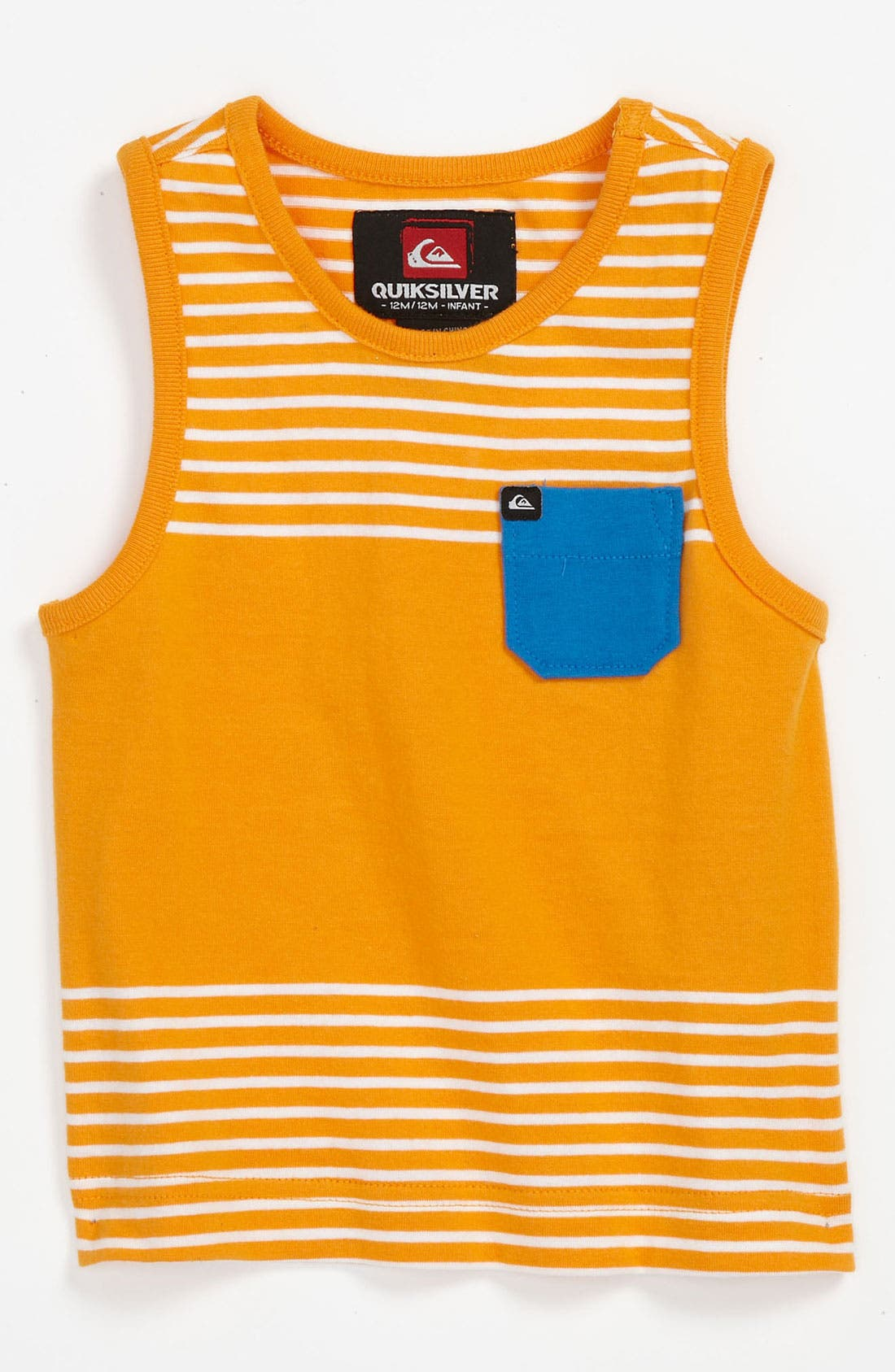 Alternate Image 1 Selected - Quiksilver 'Tropics' Tank Top (Toddler)