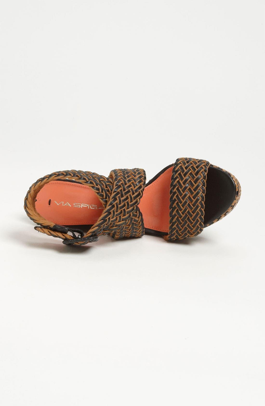 Alternate Image 3  - Via Spiga 'Kagan' Wedge Sandal