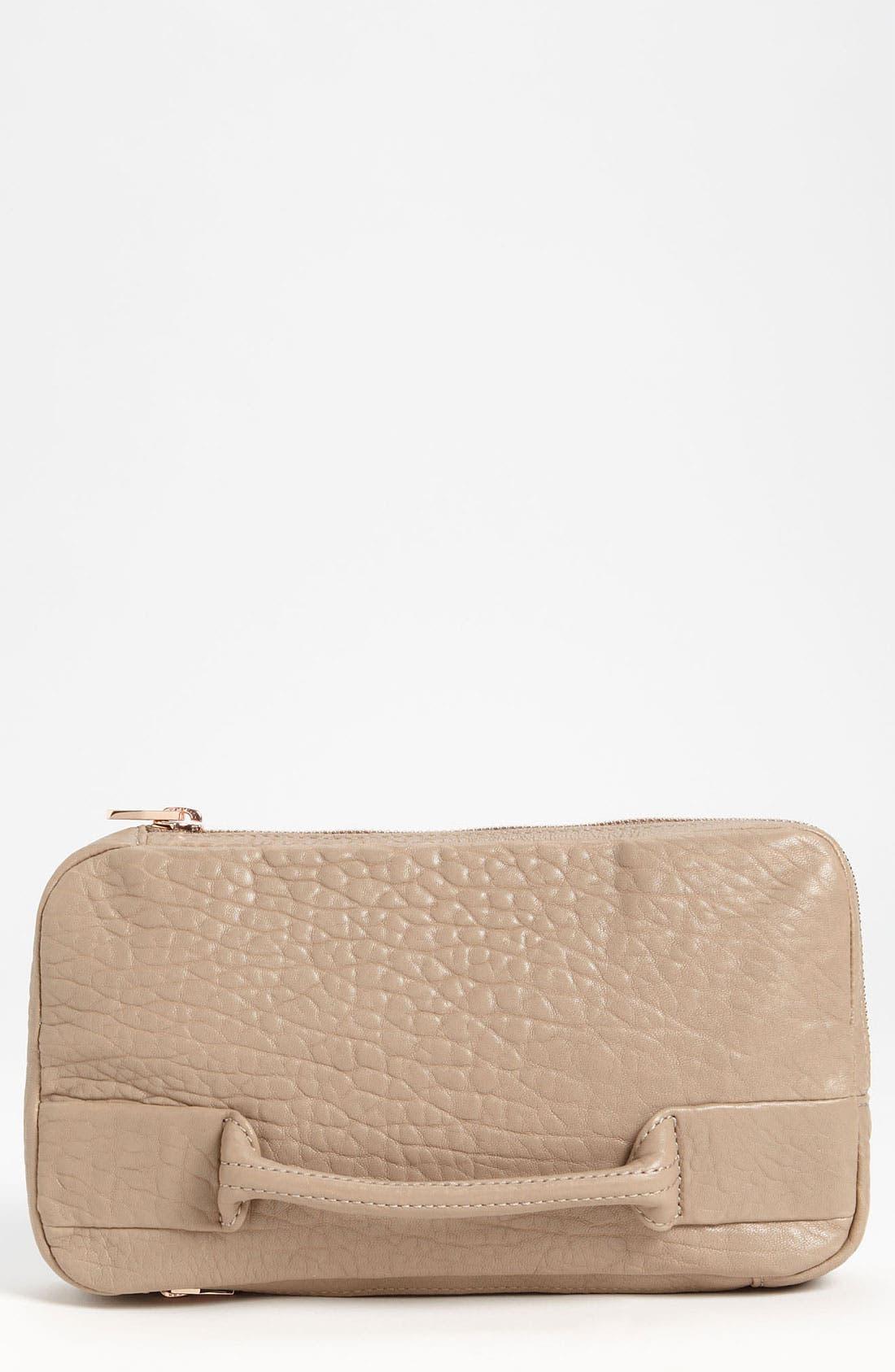 Main Image - Alexander Wang 'Dumbo' Leather Clutch