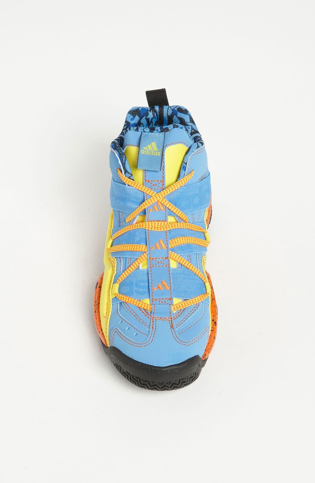 Alternate Image 3  - adidas 'Top Ten 2000' Sneaker (Big Kid)
