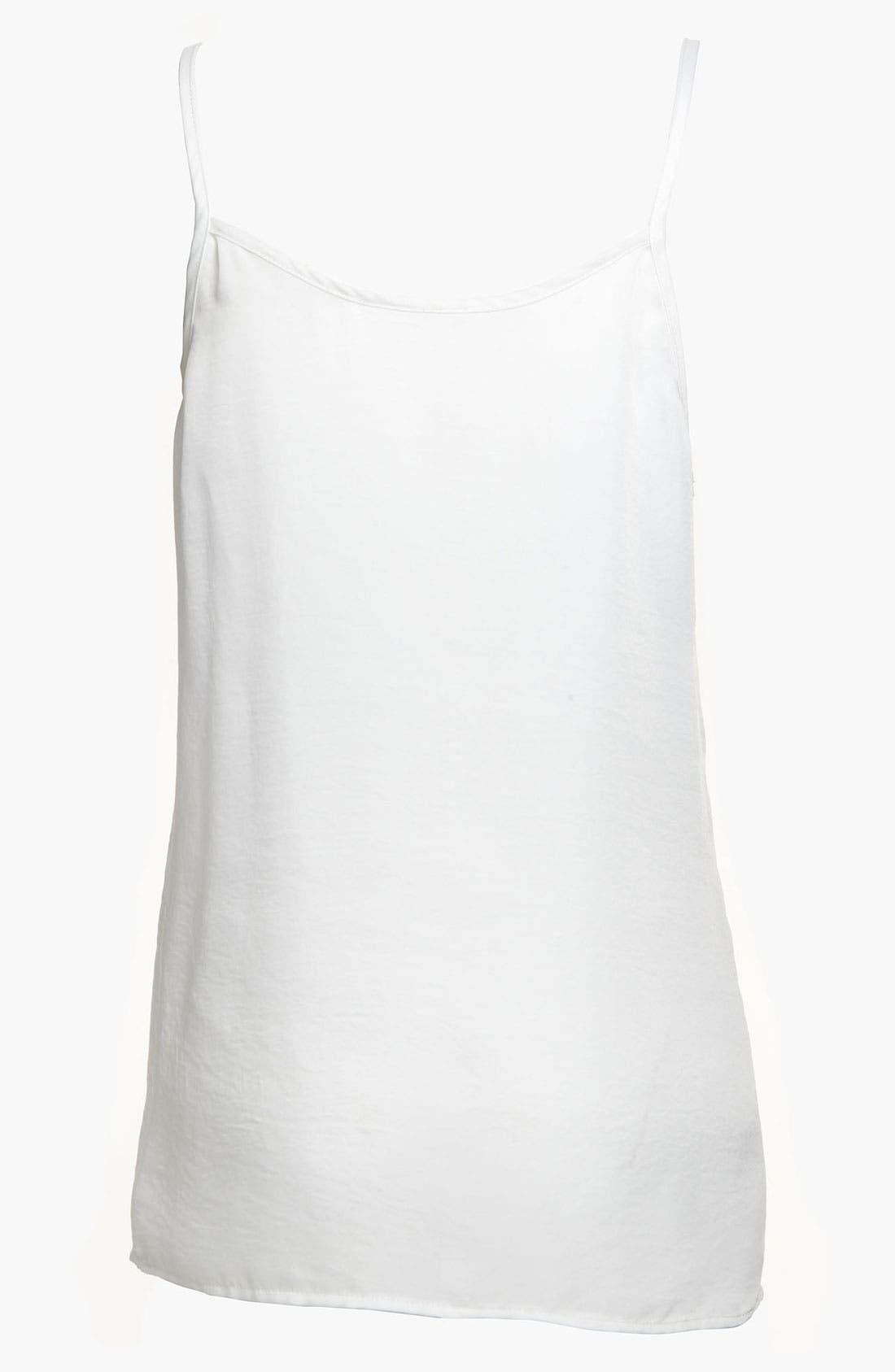Alternate Image 2  - Wayf Contrast Panel Camisole