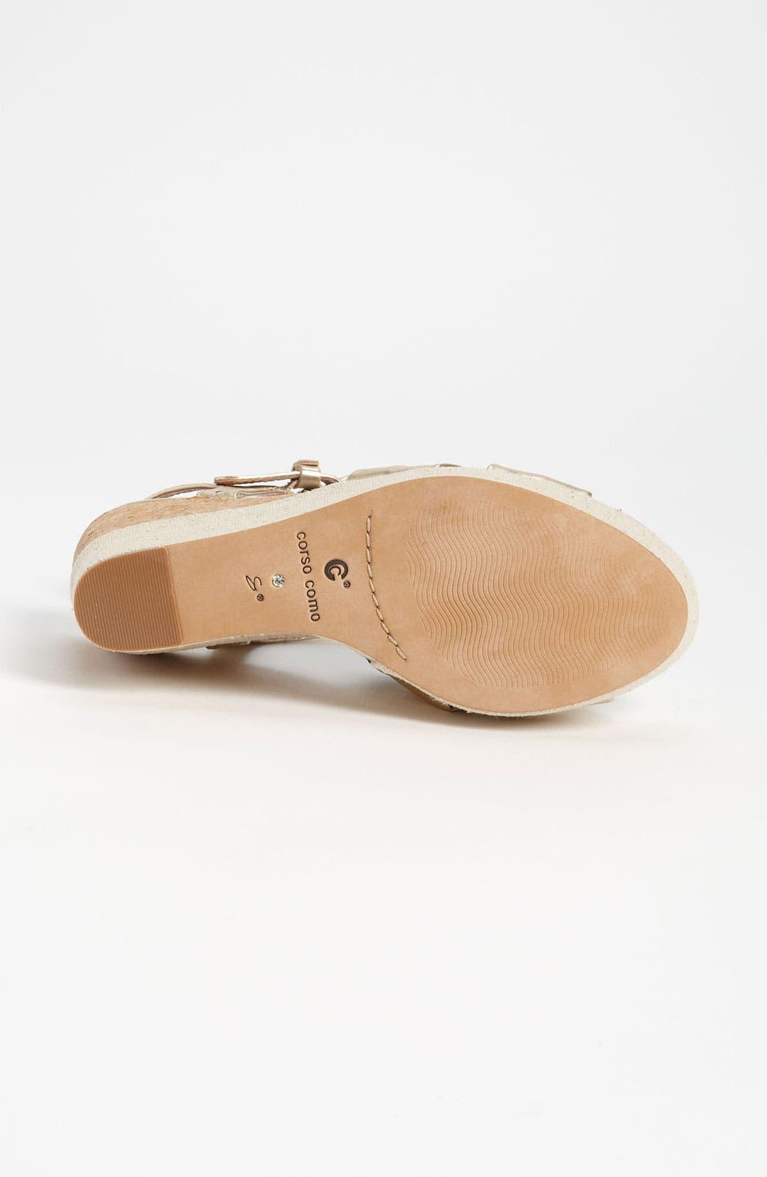 Alternate Image 4  - Corso Como 'Nani' Sandal