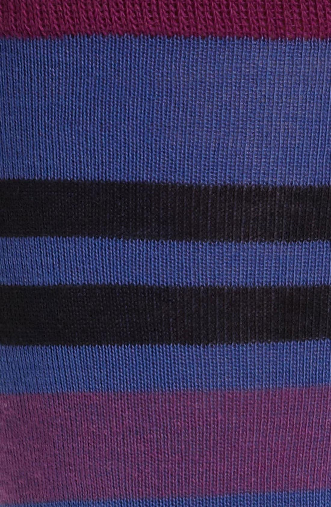 Alternate Image 2  - Cole Haan Stripe Socks (3 for $27)