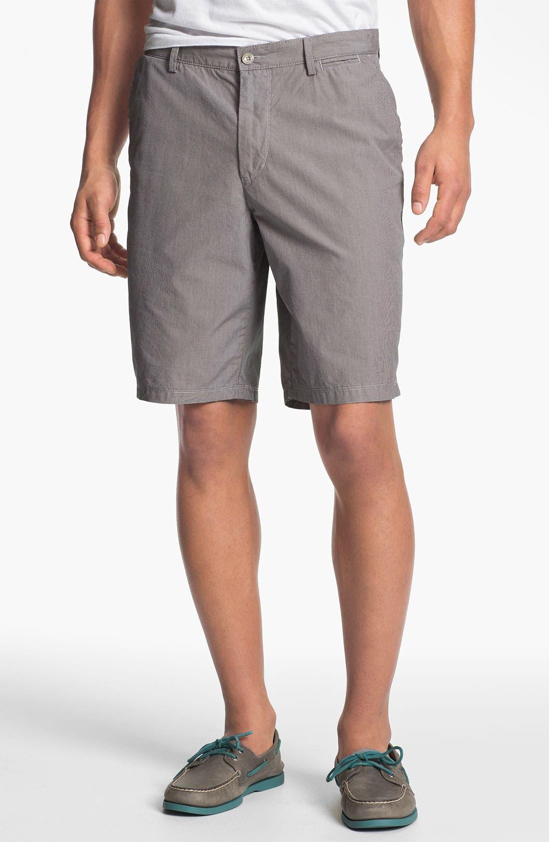 Alternate Image 1 Selected - BOSS Black 'Clyde' Shorts