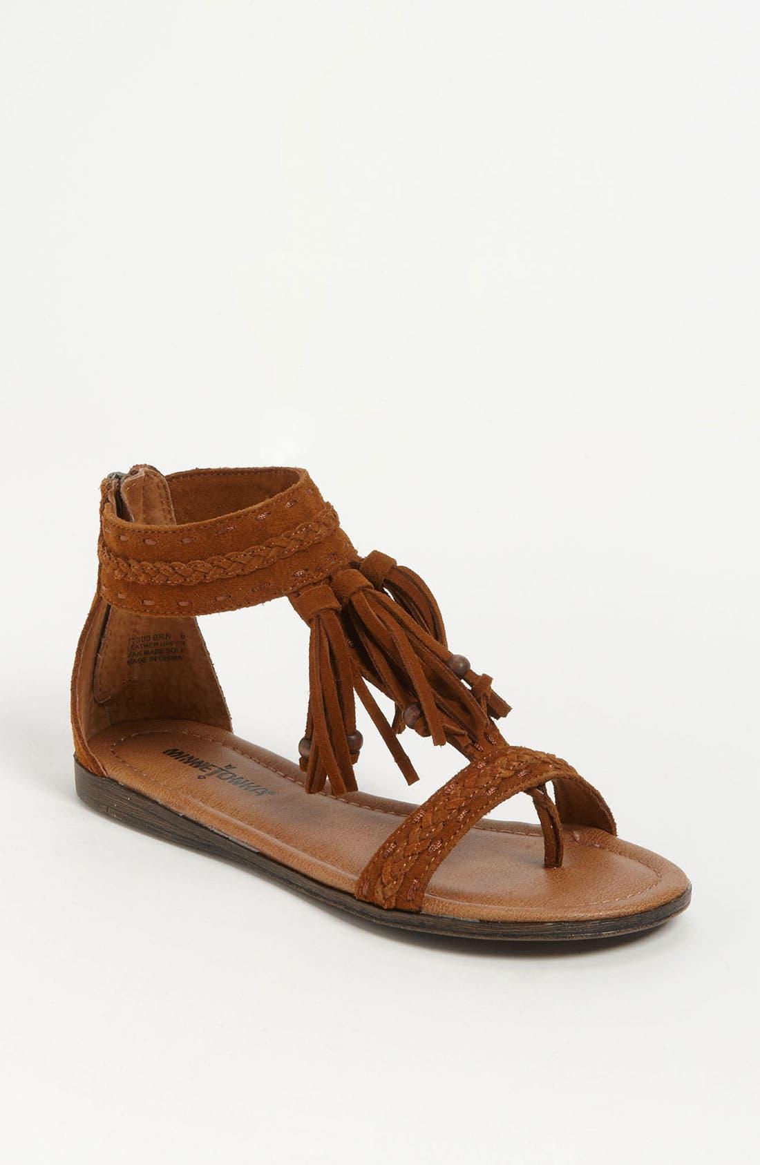 Main Image - Minnetonka 'Belize' Sandal