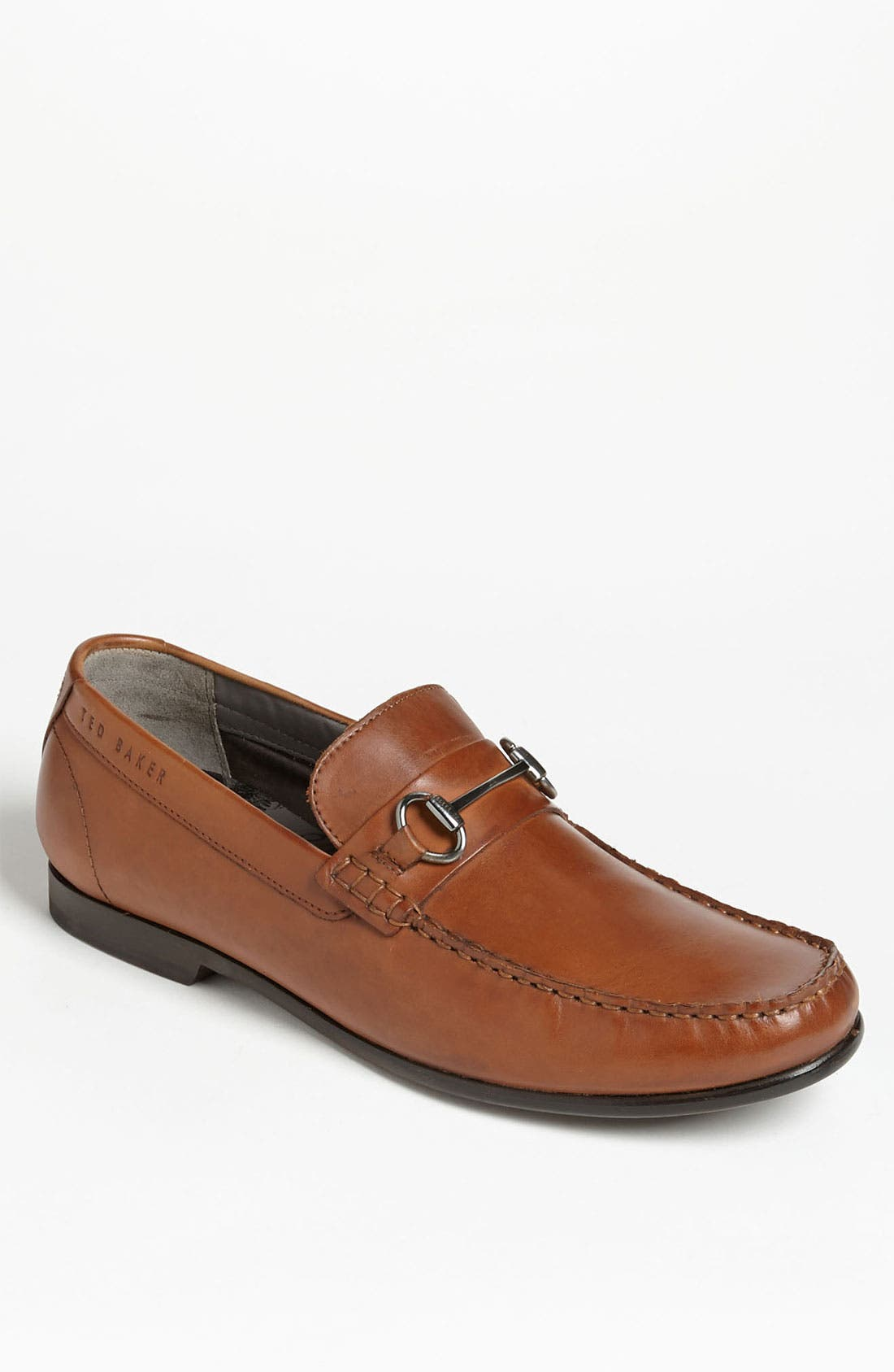 Alternate Image 1 Selected - Ted Baker London 'Braddle 2' Bit Loafer
