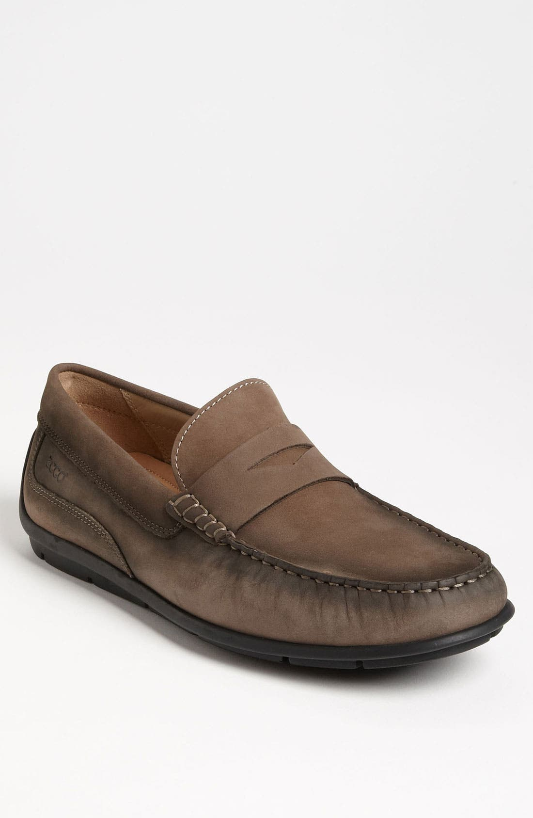Alternate Image 1 Selected - ECCO 'Classic' Penny Loafer (Men)