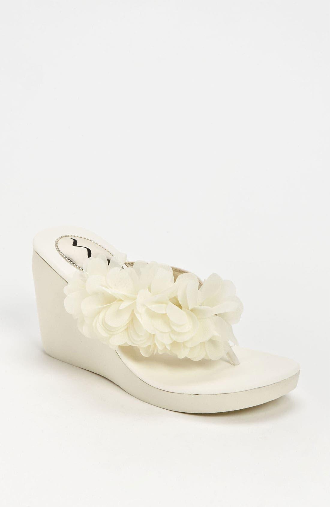 Alternate Image 1 Selected - Nina 'Galene' Sandal