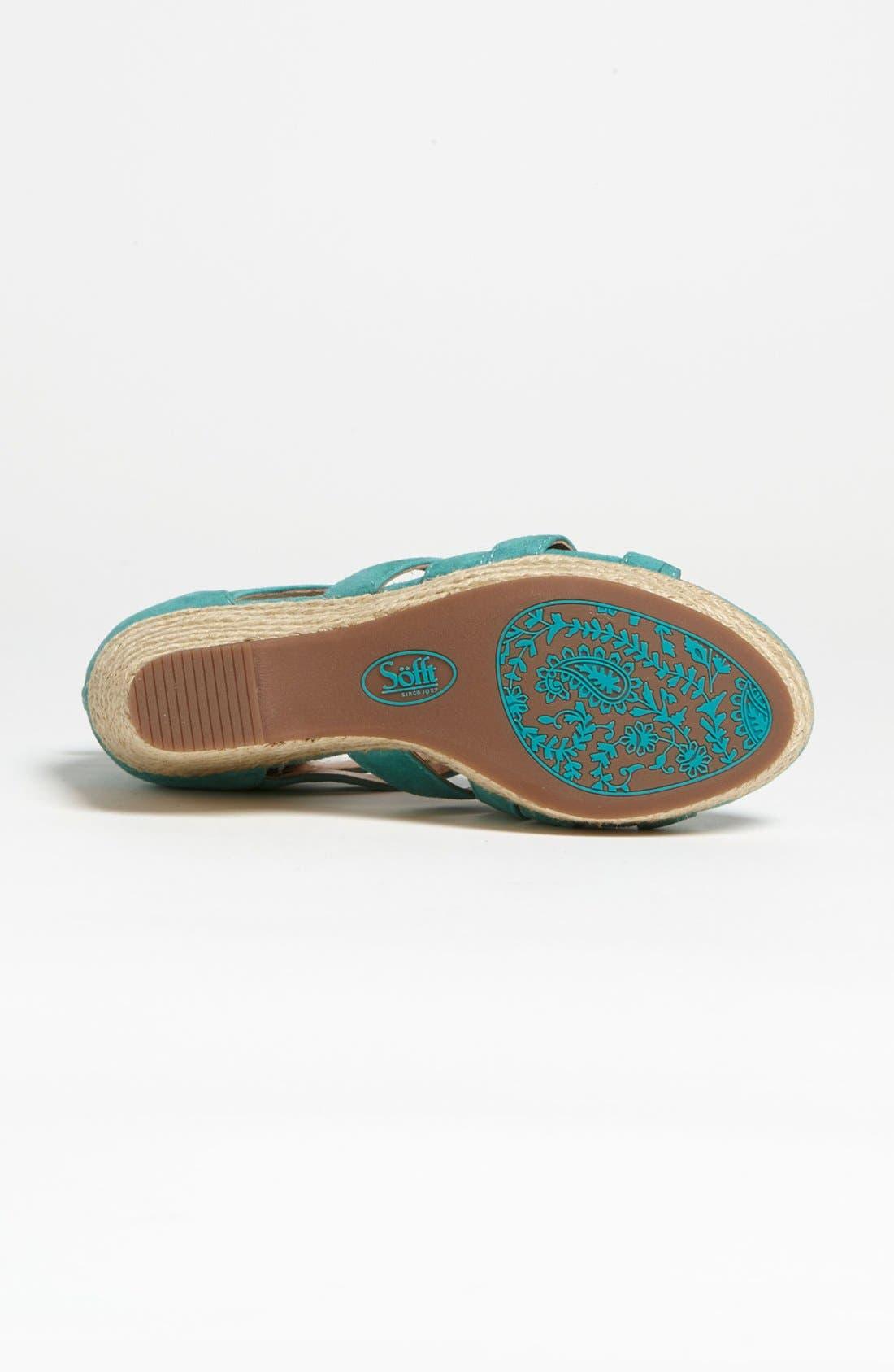 Alternate Image 4  - Söfft 'Madel' Sandal