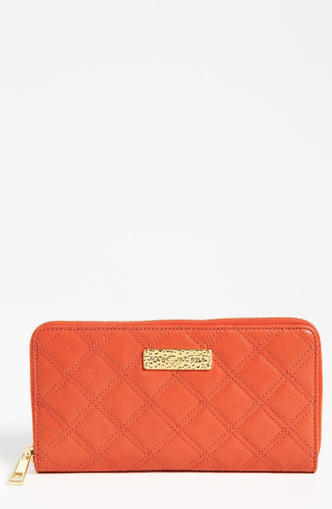 Main Image - MARC JACOBS 'Baroque - Sister' Leather Wallet