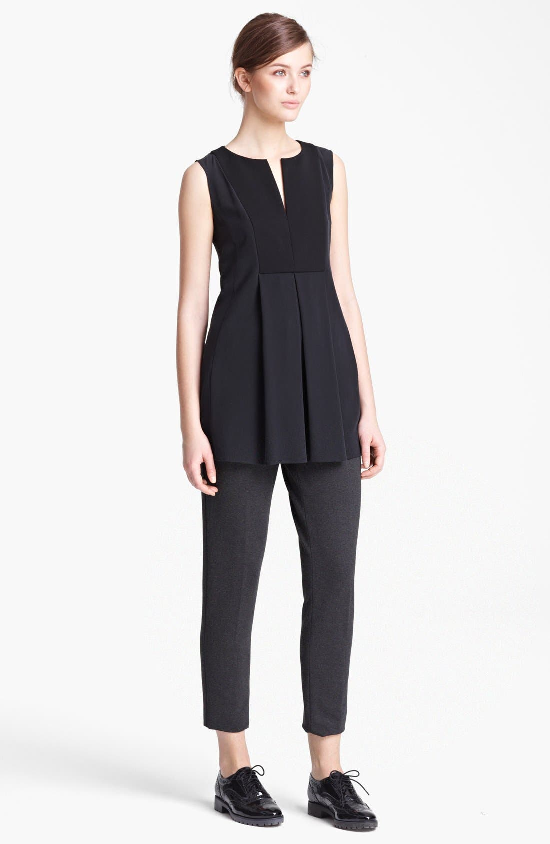 Alternate Image 4  - Max Mara Slim Jersey Pants