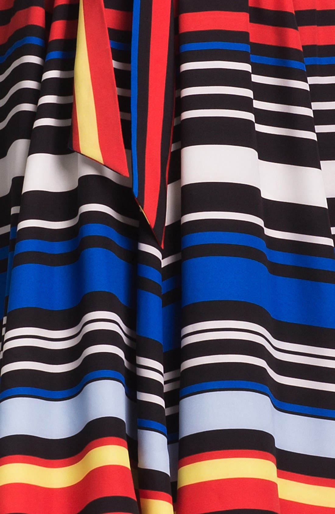 Alternate Image 3  - Vince Camuto Stripe Dress