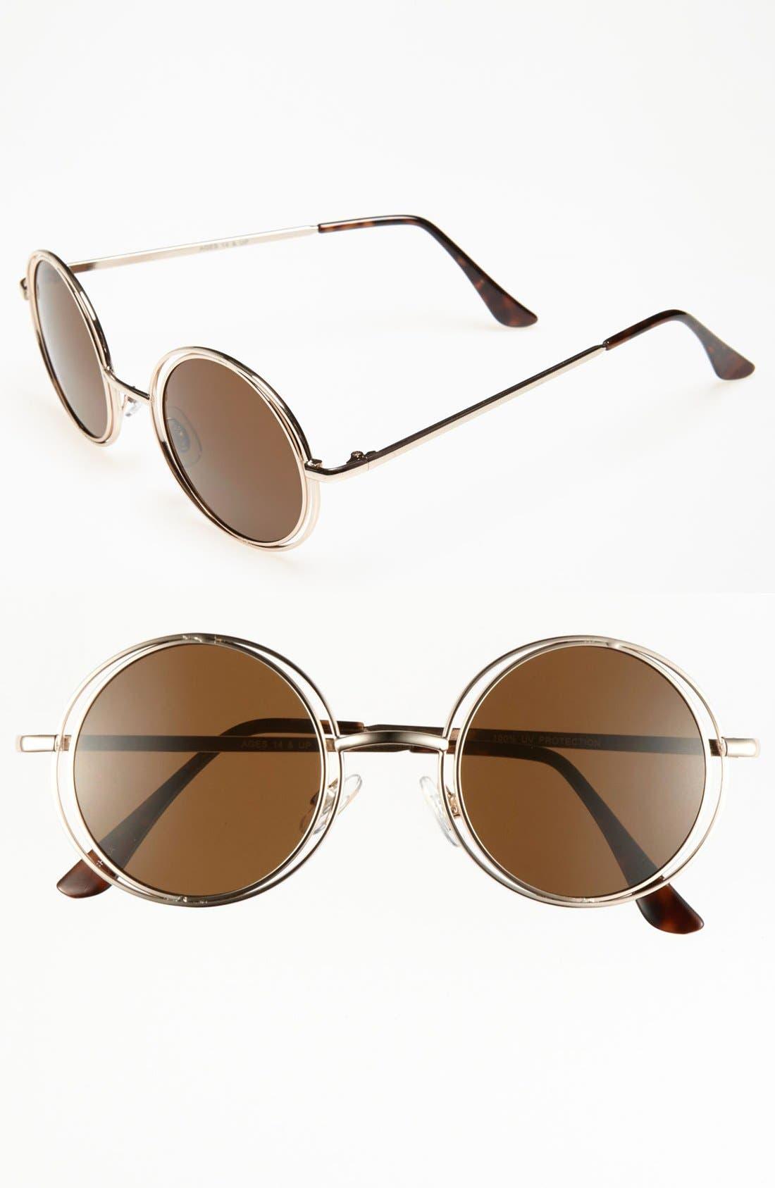 Alternate Image 1 Selected - FE NY 'Modusopera' Sunglasses