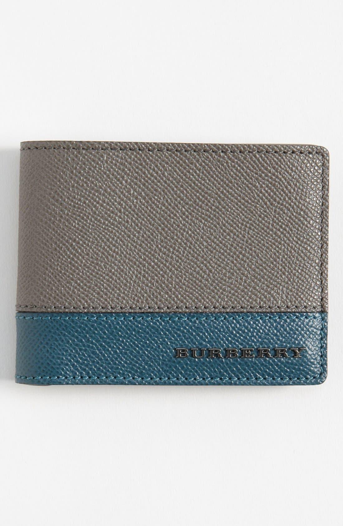 Alternate Image 2  - Burberry Wallet