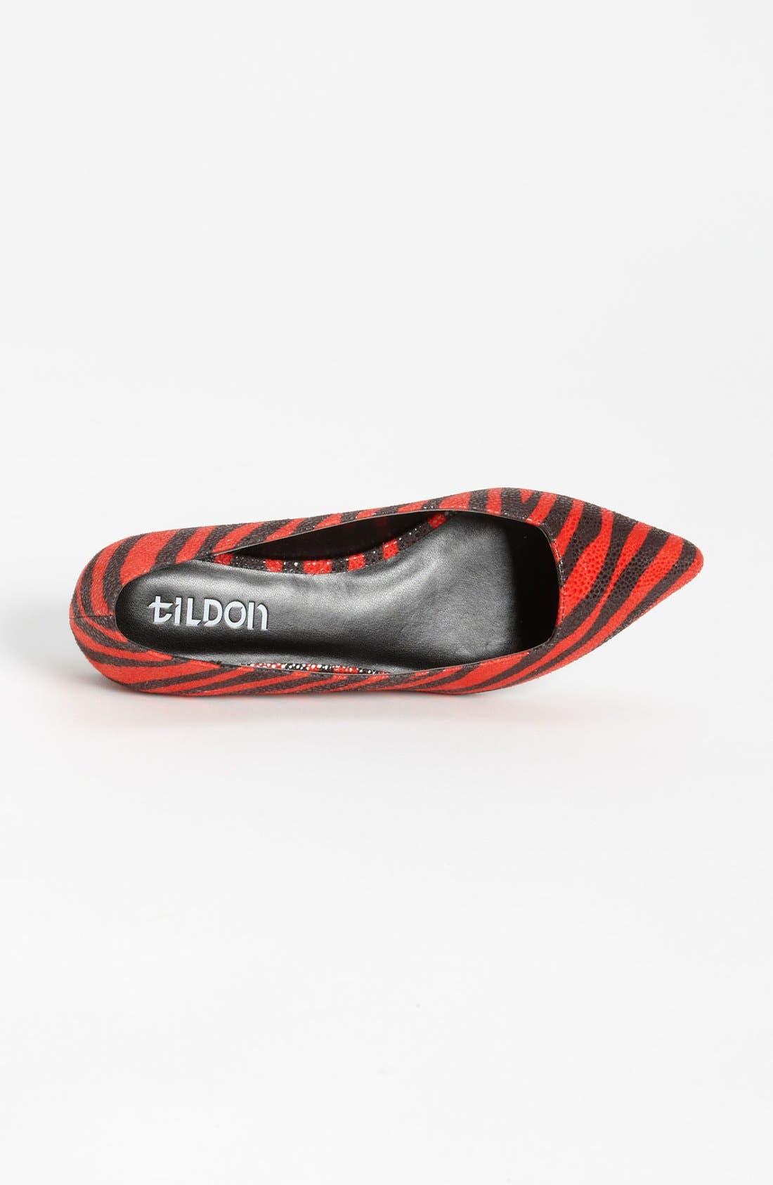 Alternate Image 3  - Tildon 'Dash' Flat