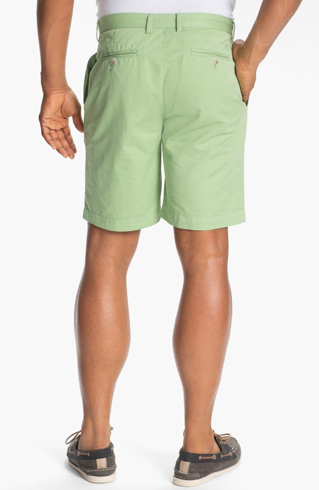Alternate Image 2  - Maker & Company Twill Shorts