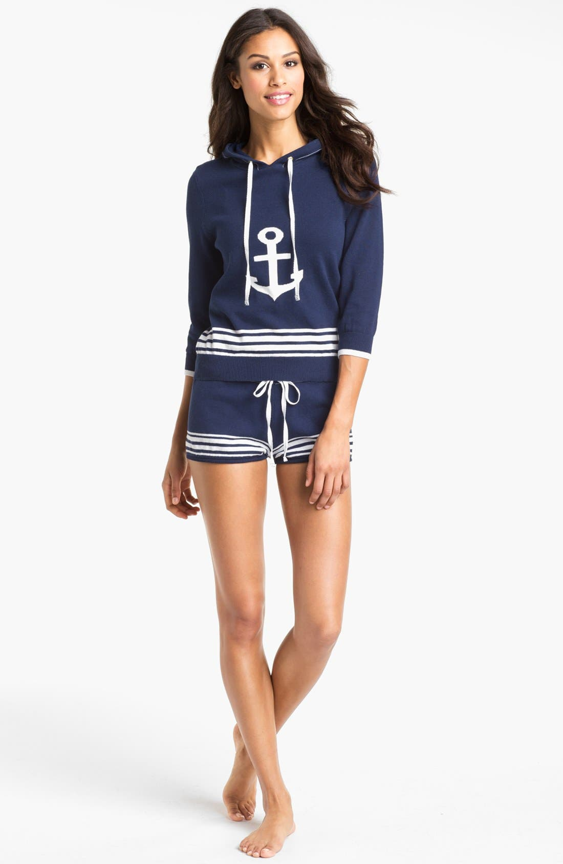 Alternate Image 3  - Sperry Top-Sider® Hooded Sweater