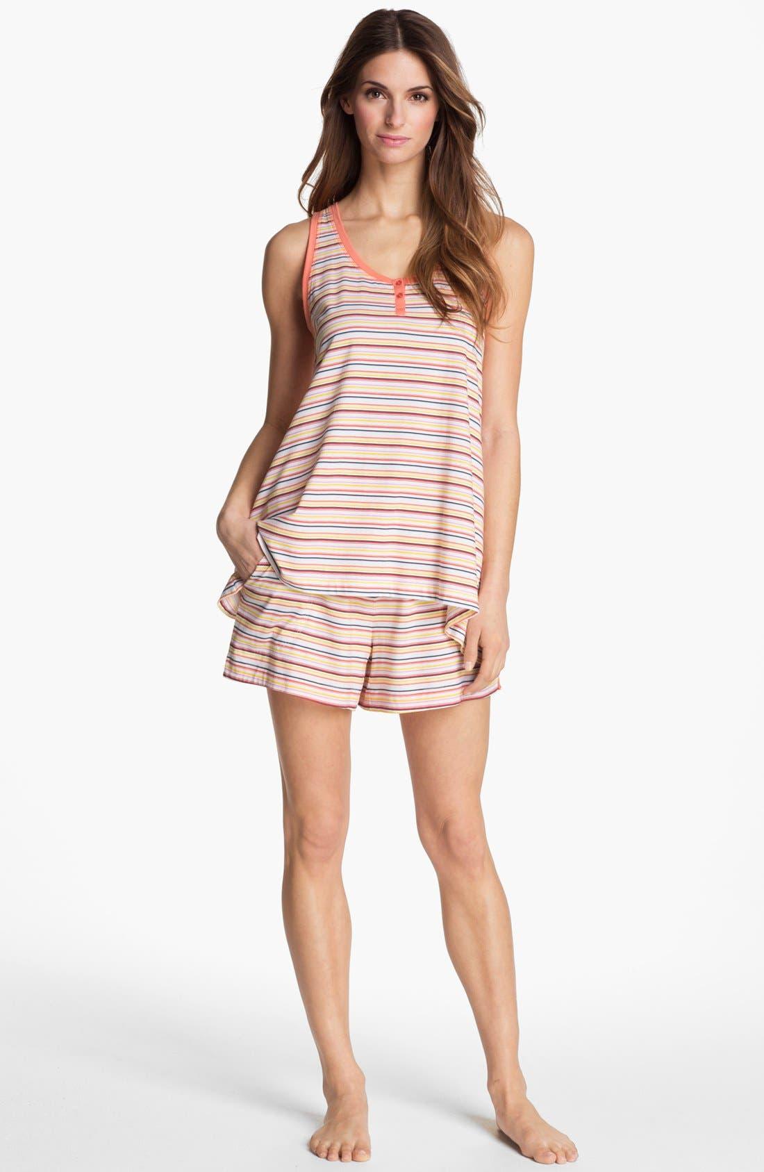 Alternate Image 1 Selected - Carole Hochman Designs Short Pajamas