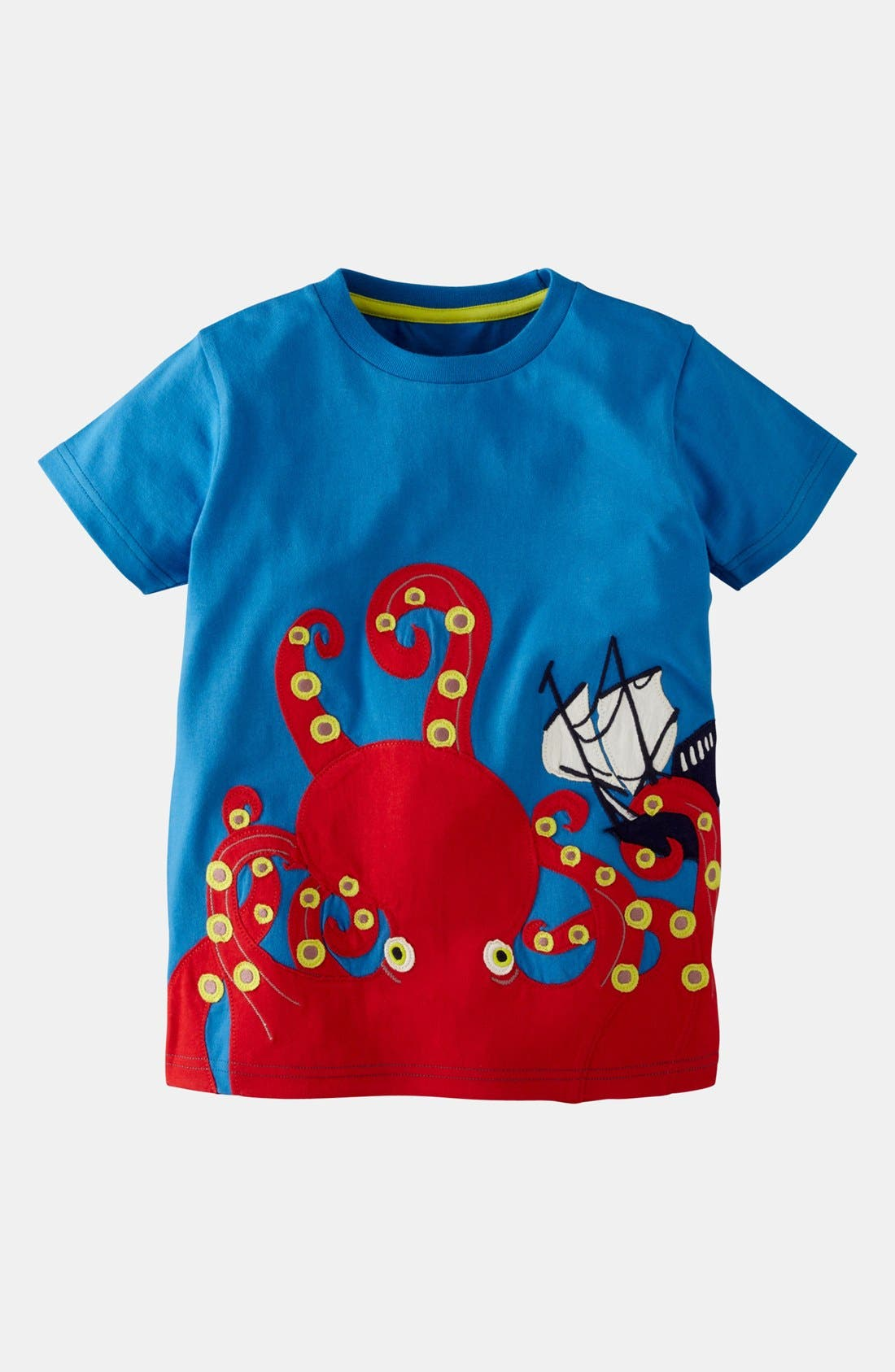Alternate Image 1 Selected - Mini Boden 'Creatures of the Deep' T-Shirt (Toddler, Little Boys & Big Boys)