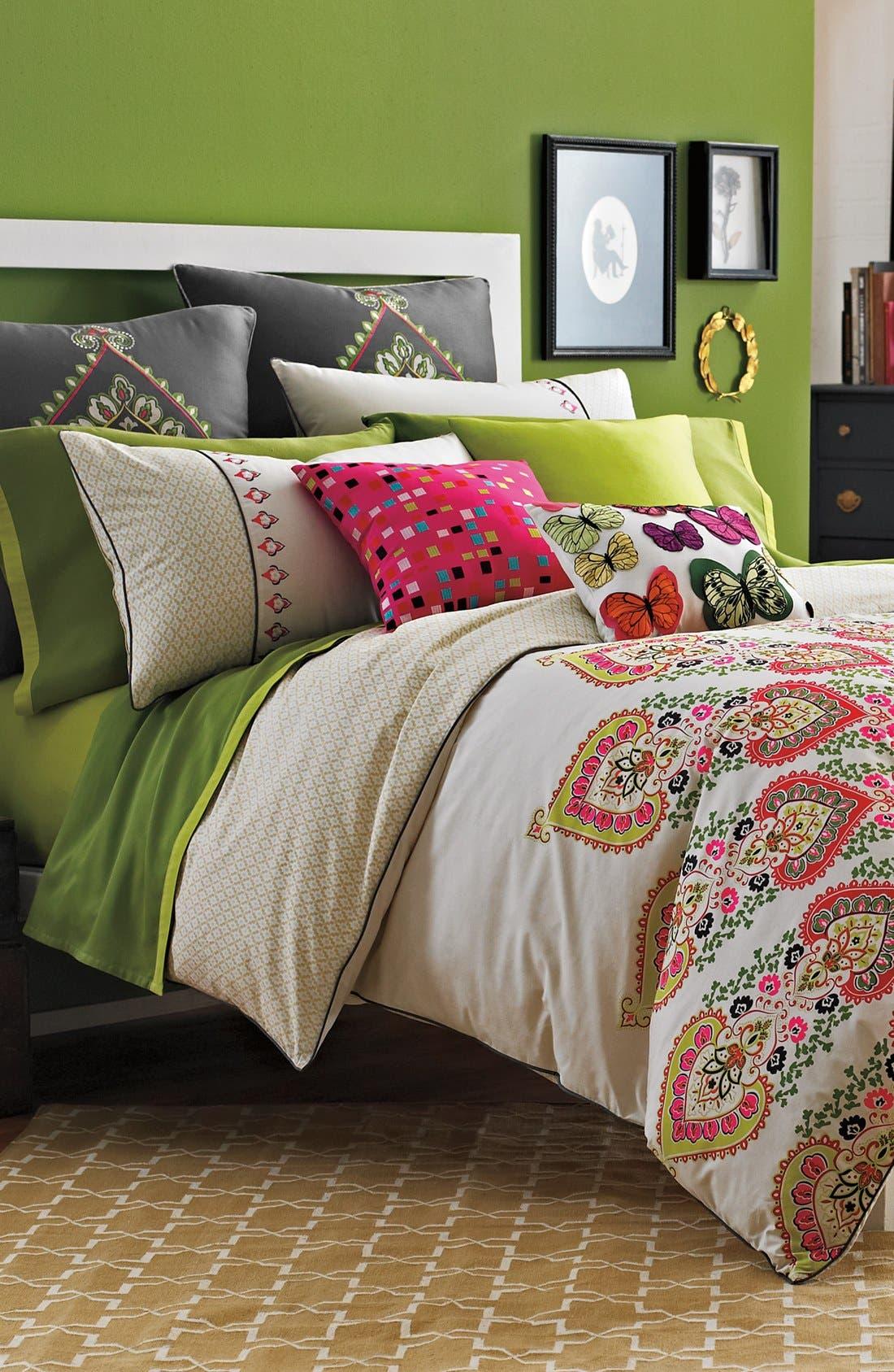 Alternate Image 3  - KAS Designs 'Nymira' Duvet Cover