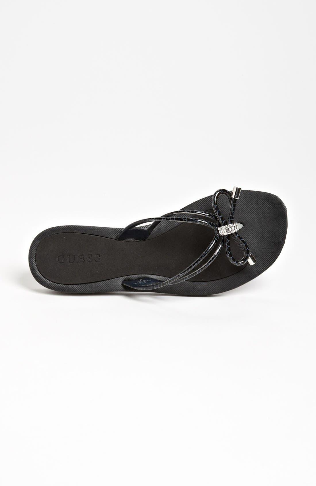 Alternate Image 3  - GUESS 'Talya' Sandal
