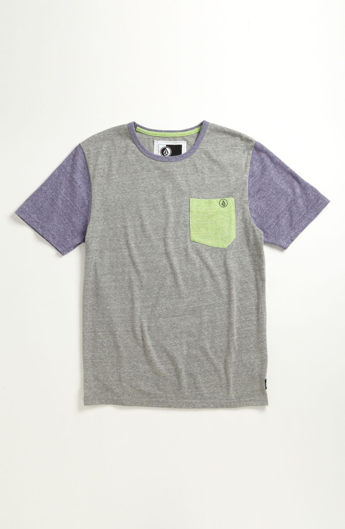 Alternate Image 1 Selected - Volcom 'Tempest' T-Shirt (Big Boys)