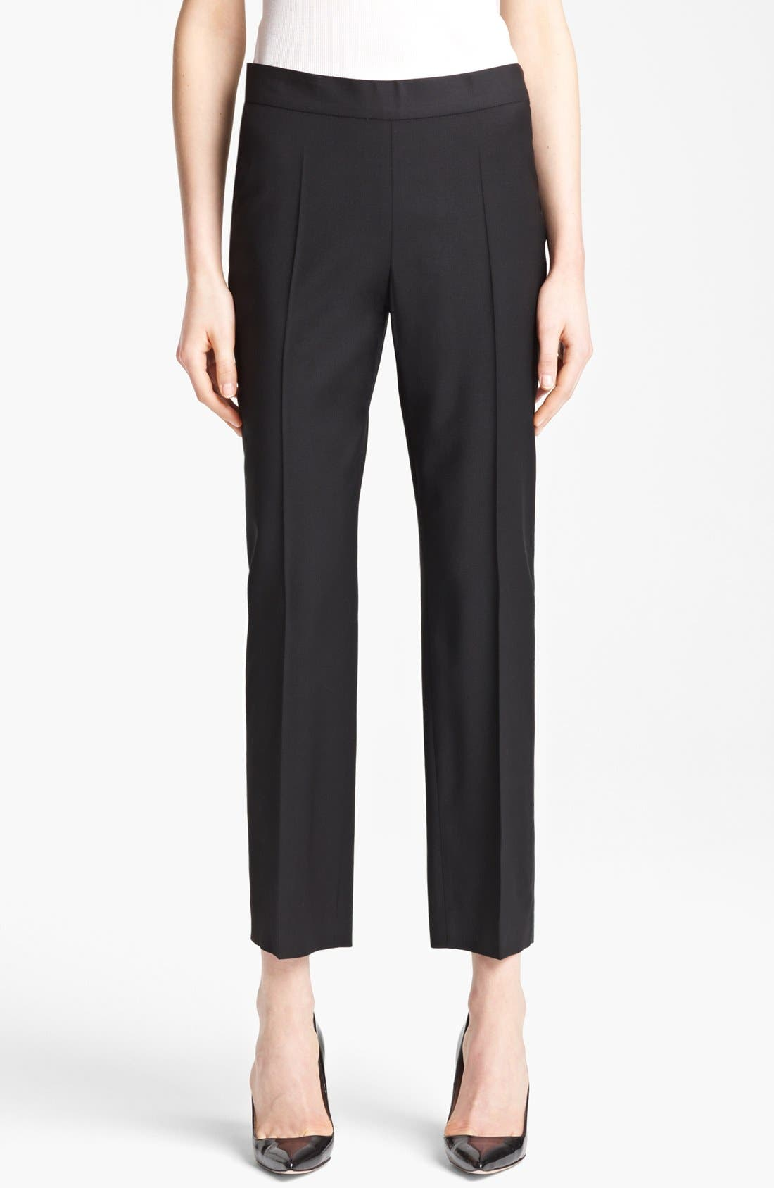 Main Image - Jean Paul Gaultier Straight Leg Trousers