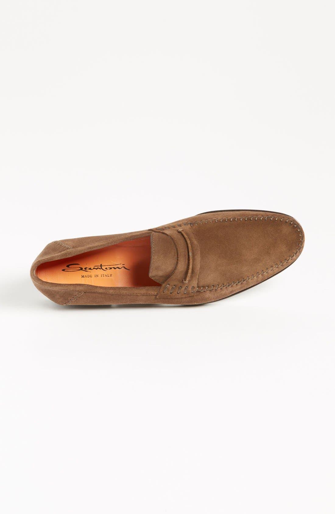 Alternate Image 3  - Santoni 'Piper' Loafer
