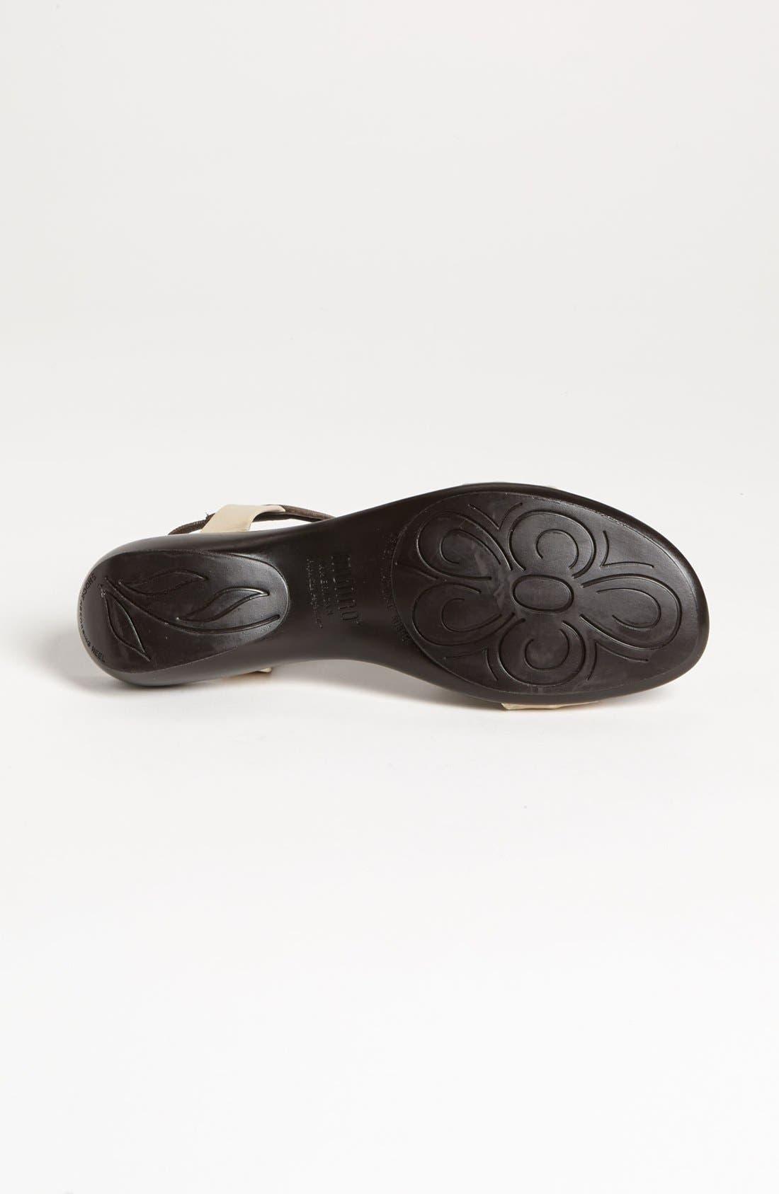 Alternate Image 4  - Munro 'Faran' Sandal (Special Purchase)
