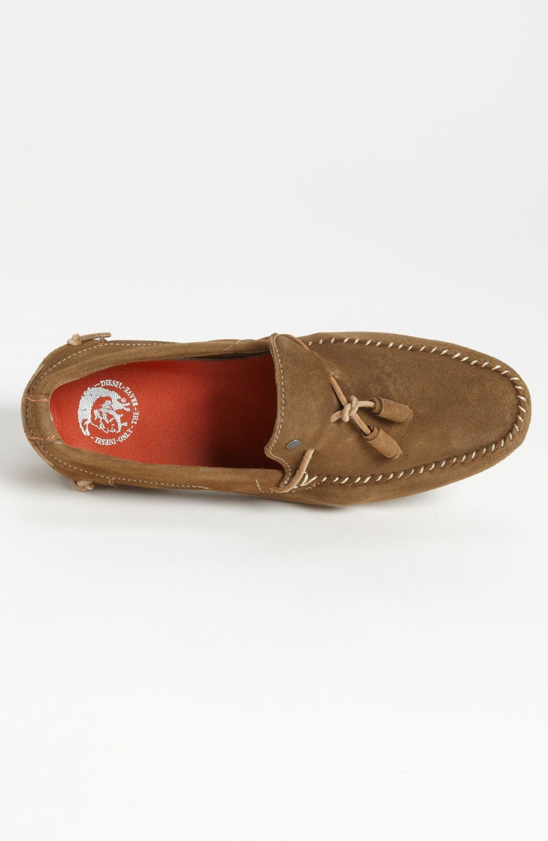 Alternate Image 3  - DIESEL® 'Connect Grahl' Moccasin