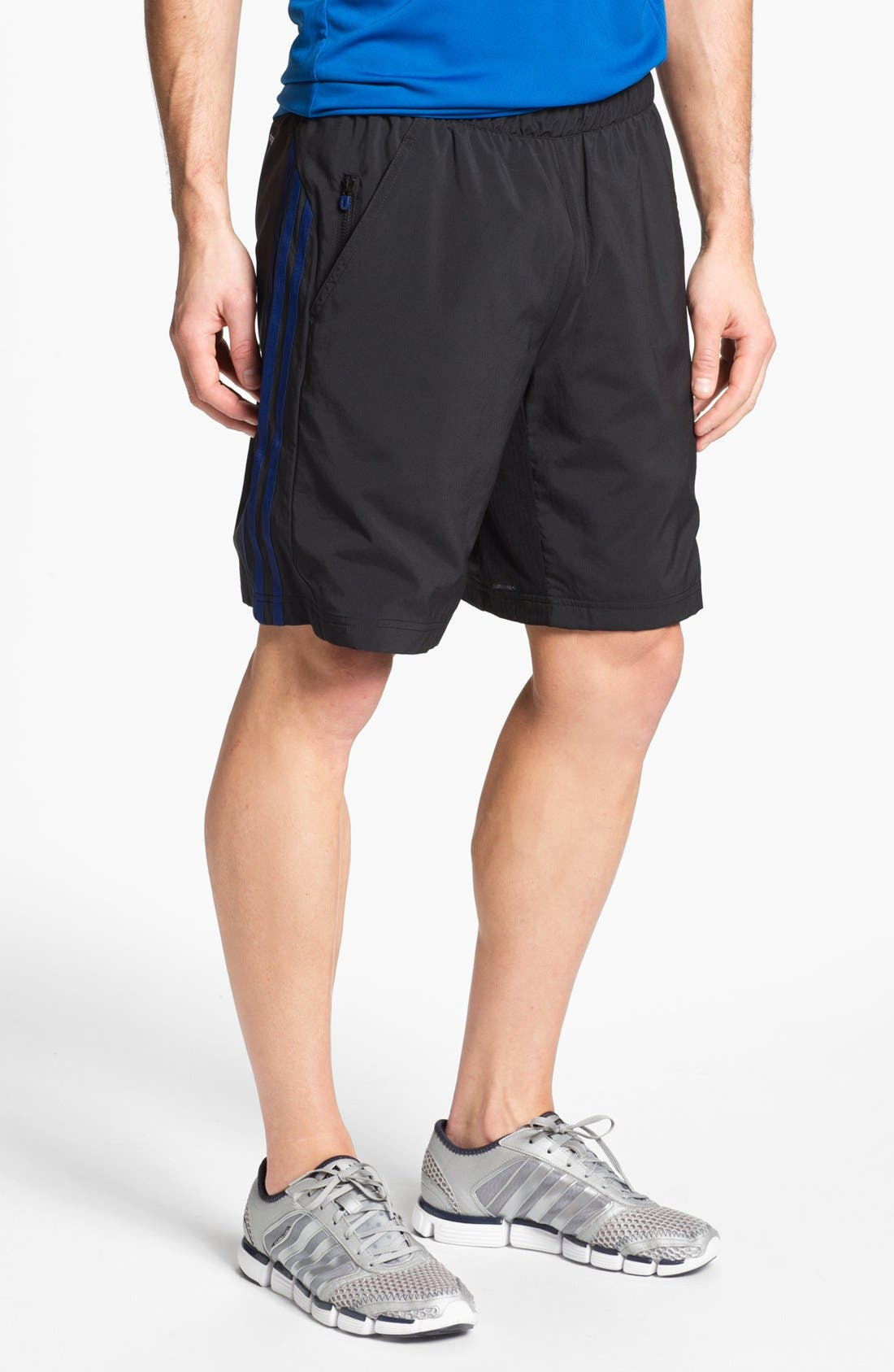Alternate Image 1 Selected - adidas '365 Core' CLIMACOOL® Woven Shorts